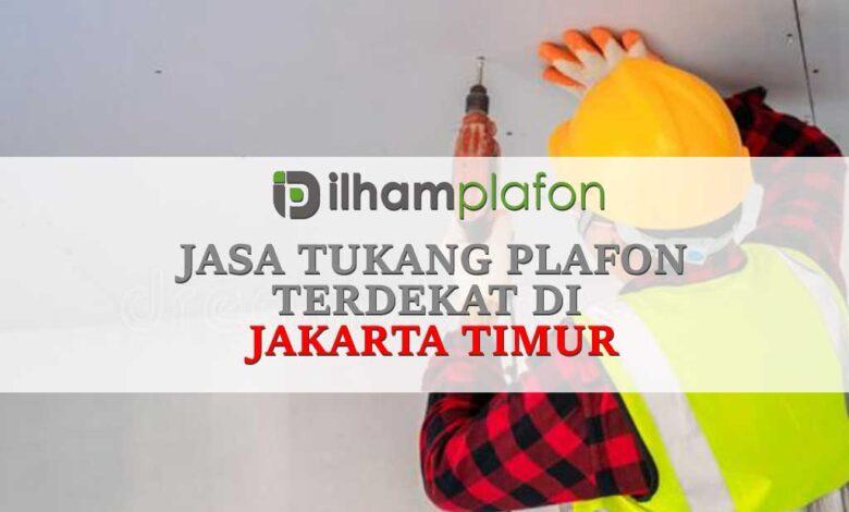Jasa pasang Plafon Matraman
